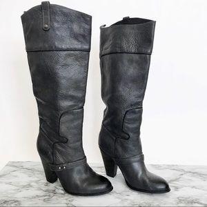 Sam Edelman Naharra High Heel Boots - Size 9